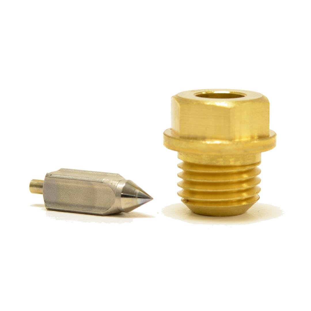 Genuine Genuine Mikuni VM26//28 BN 34//38//44 Metal Tip Size 2.5 Needle /& Seat VM26//26-2.5 Sold Individually by Niche Cycle Supply