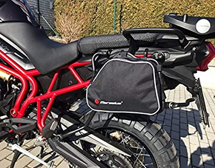 Bolsas para Soporte de Maletas Givi: Amazon.es: Coche y moto