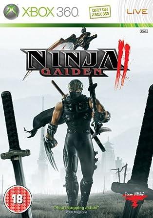 Microsoft Ninja Gaiden II, Xbox 360, DK - Juego (Xbox 360 ...