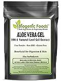 Aloe Vera Gel - 100:1 Fine Powder Natural Leaf Gel Extract (Aloe barbadensis), 2 kg