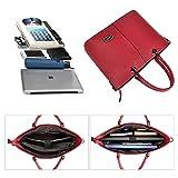 IAITU Laptop Tote Bag, 15.6 inch Large Capacity