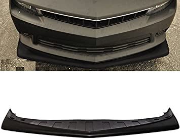 For Chevy Camaro 14-15 Front Bumper Lip Under Air Dam Spoiler Z28 Style