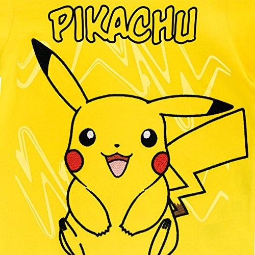 Lunga Pigiama Maniche A Pikachu Di Ragazzi Per Pokémon wtUv8RAxx