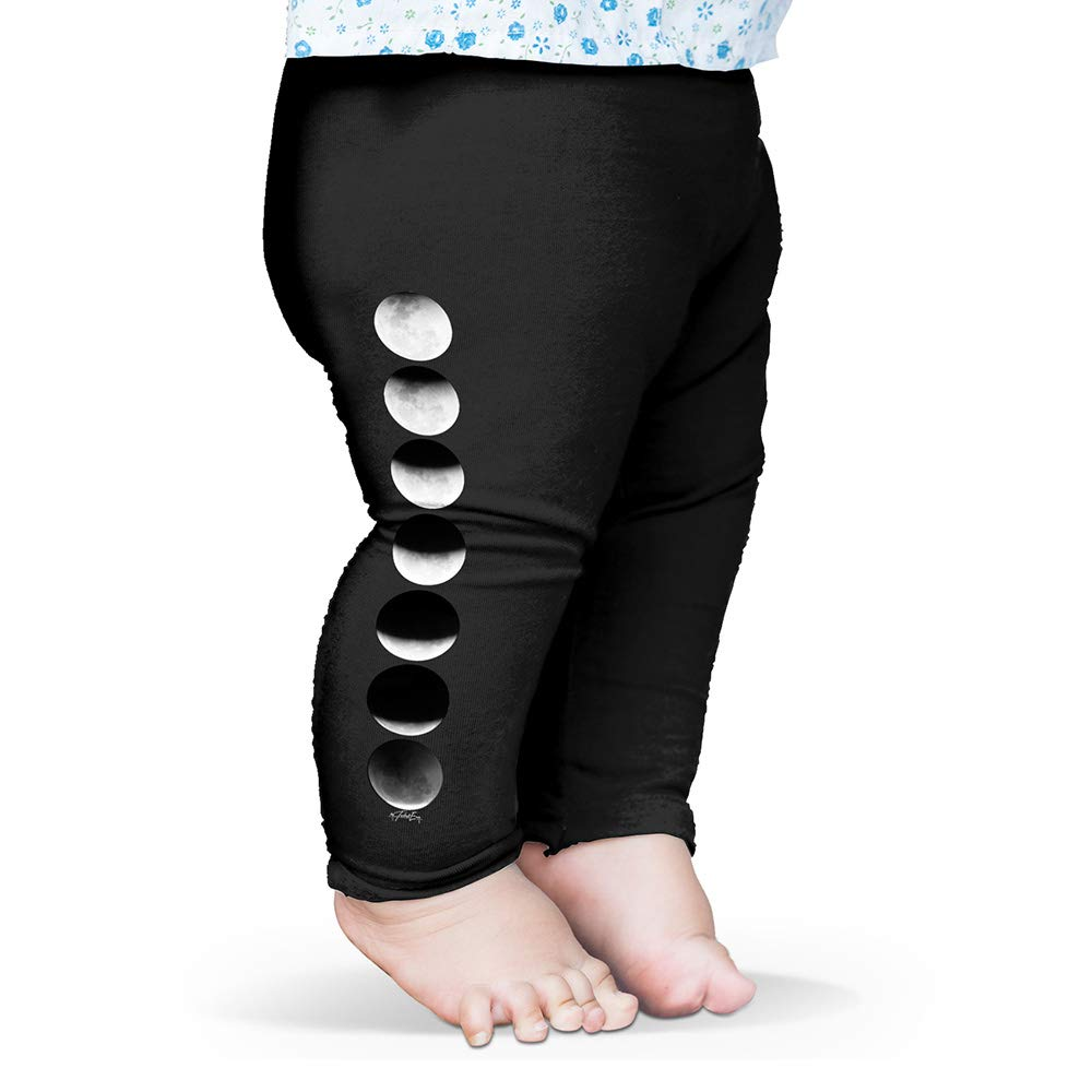 Twisted Envy Baby Leggings Moon Phases