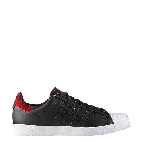 adidas superstar vulc adv scarpa black white black