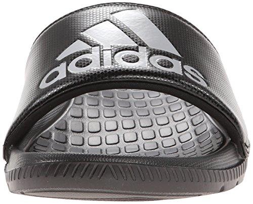 Adidas Performance Mens Voloomix Athlétique Sandale Noir / Argent / Noir