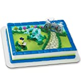 Monsters University - Students Mike and Sully DecoSet Cake Decoration