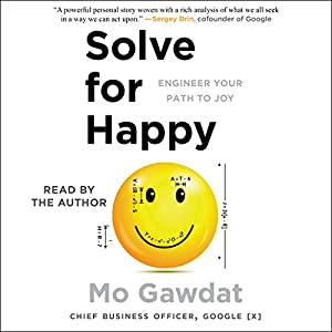 Solve for Happy Audiobook