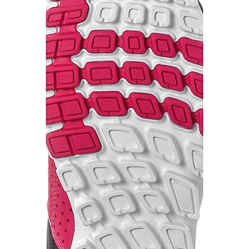 Reebok Fitness Guantes, schwarz/pink/gelb, 36 EU schwarz/pink/gelb