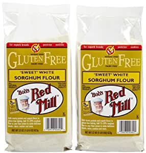 Amazon.com : Bob's Red Mill Gf Sweet White Sorghum Flour