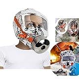 Best Emergency Escape Masks - Denshine 30 minutes Fire escape mask Forced 3C Review