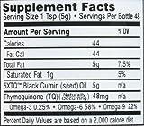 Amazing Herbs Premium Black Seed Oil, 8 Fluid