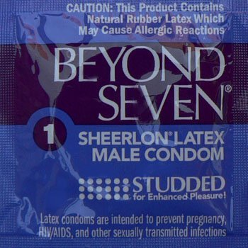 Studded Condoms | Ultimate TEXTURED Condom Sampler (Standard Fit) 12 Condom Variety Sampler