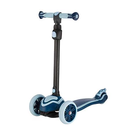 JYTB Scooter Deluxe Scooter de Dos Pisos Scooter de patín ...