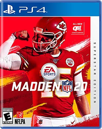 Madden NFL 20 Superstar Edition - PlayStation 4 -  Electronic Arts