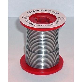 KappAloy15 Aluminum Solder 1/16