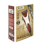 Wahl-Professional-5-Star-Magic-Clip-8451–Great-for-Barbers-and-Stylists–Precision-Fade-Clipper-with-Zero-Overlap-Adjustable-Blades-V9000-Cool-Running-Motor-Variable-Taper-and-Texture-Settings
