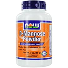 NOW Foods by Now D-Mannose Powder Healthy Urinary Tract 3 oz