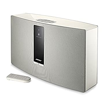 Bose SoundTouch 30 Series III Wireless Speaker, White