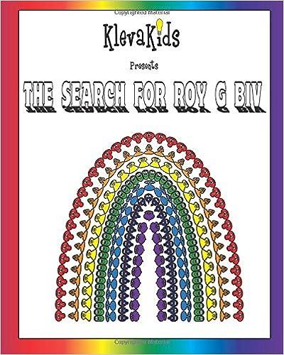 Libros Gratis Para Descargar The Search For Roy G Biv Epub Ingles