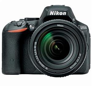 Nikon D5500 DX-format Digital-SLR