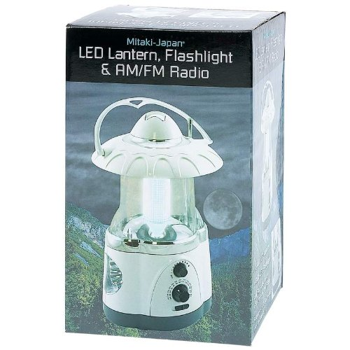 Mitaki-Japan ELANTR Lantern/flashlight/Radio - Style ELANTR