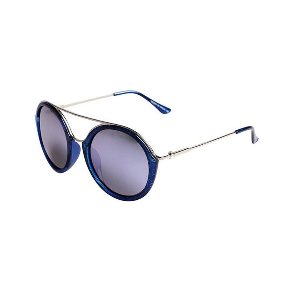 Sonnenbrillen Brillen Metall Prince Edward Spiegel Influx Personen Sonnenbrille Polarizer Männer und Frauen-runde Retro- Farbe Film-Sonnenbrille Schütze deine Augen ( Farbe : A ) 2l6MTU3CPV