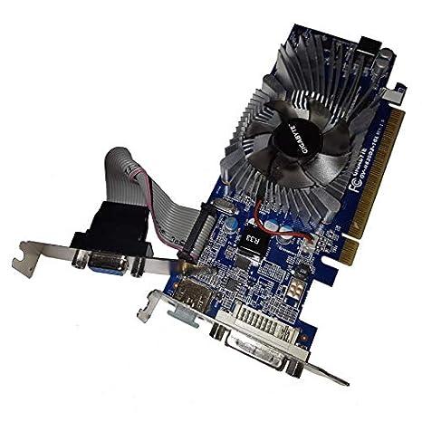 NVIDIA Tarjeta gráfica GeForce GT620 gv-n620d3 - 1 GL 1 GB ...
