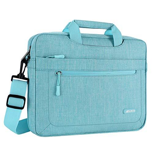 d356d9dfdfd6 MOSISO Polyester Messenger Laptop Shoulder Bag