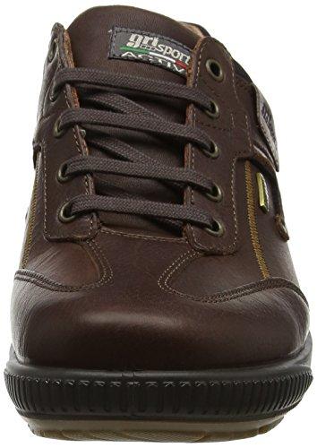 Grisport Arran, Zapatos de Low Rise Senderismo para Hombre Marrón (Brown)