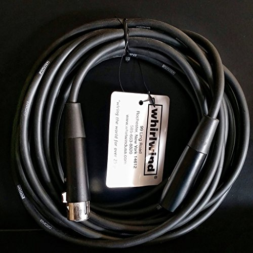 20' Whirlwind Xlr Cable - Whirlwind EMC20 20 ft XLR Microphone Cable Mic Cord