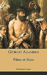 Pilate et Jésus