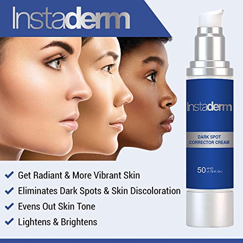 Dark Spot Corrector Cream- Naturally Fades Skin ...