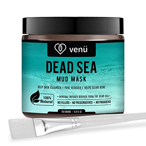 Organic Dead Sea Mud Mask - Face and Body