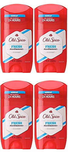 Price comparison product image Old Spice High Endurance Deodorant FKwCQt Long Lasting Stick Fresh by, 2.25 ounce (Pack of 4)