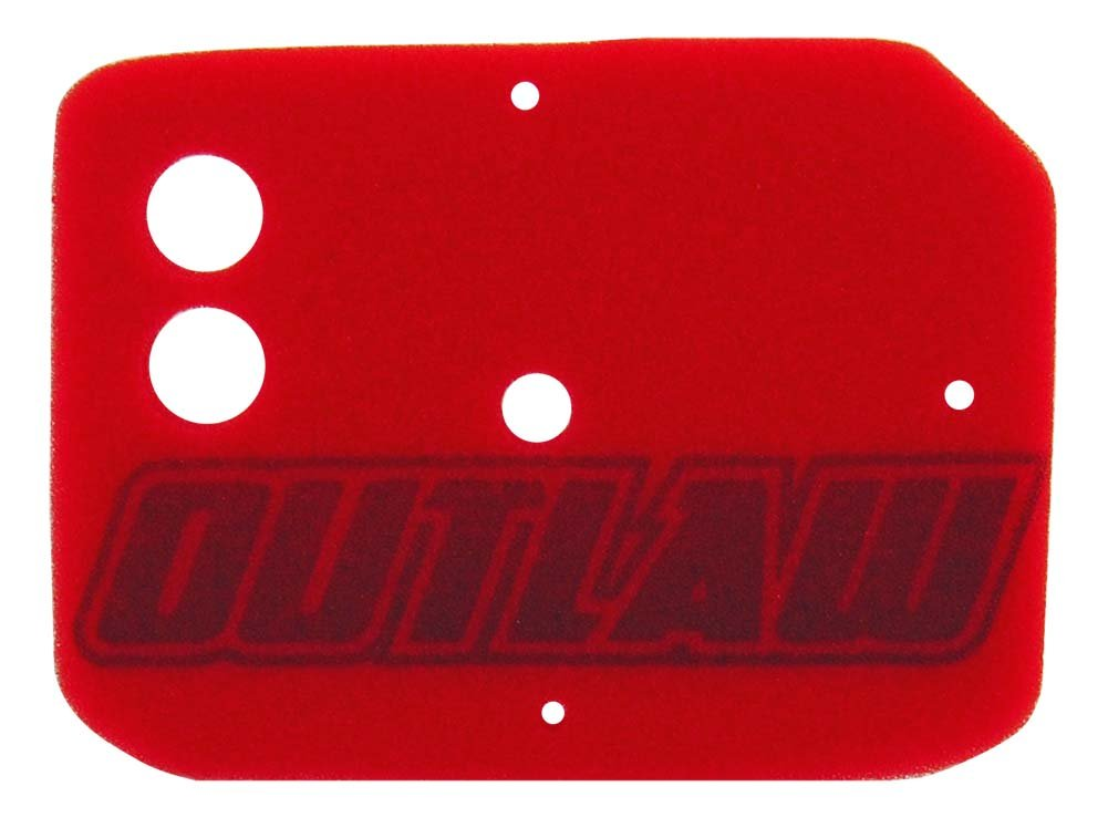Outlaw Racing Air Filter Super Seal Performance Made In USA Yamaha PW50 Outlaw Racing Products