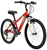 "Diamondback Bicycles Octane 24 Kid's Mountain Bike, 24"" Wheels, Orange"