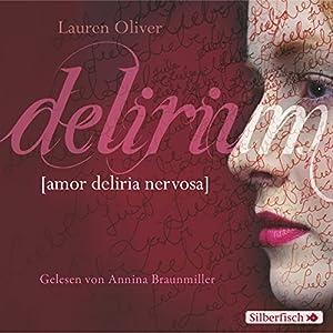 Delirium (Amor-Trilogie 1) Audiobook