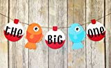 Fishing Highchair Banner / The Big One Banner