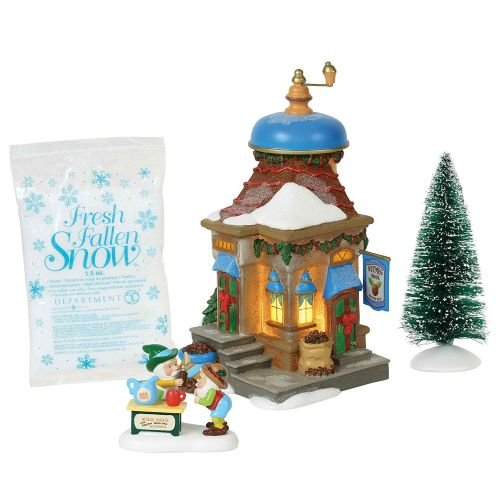 Department 56 North Pole Series Nutmeg Nook