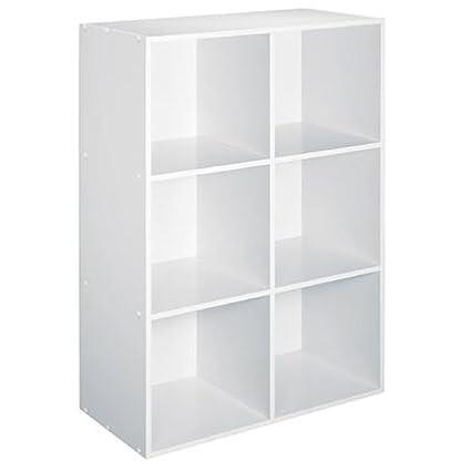 Essential Home 6 Cube Storage Unit