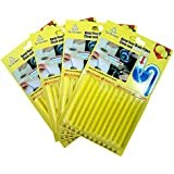 SupClean Kitchen Sink Drain Cleaner Sticks - Keep Your Drain Pipes Clear Odor-Free And Prevent Clogs,Drain Cleaning Strips As Seen On TV (Lemon, 48)