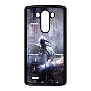 LG G3 Phone Case Black altair ibn laahad assassins creed UKT8583336