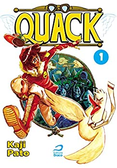 Quack - volume 1 por [Pato, Kaji]