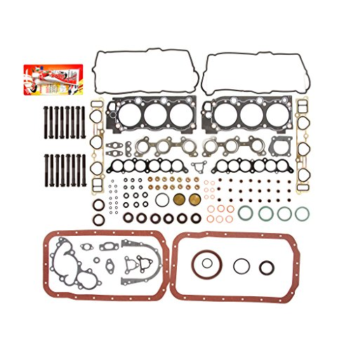 - Fits 95-04 Toyota 4Runner Tacoma Tundra 3.4L DOHC 5VZFE Full Gasket Set Head Bolts