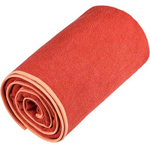 wel - Quick Drying, Non Slip, Sweat Absorbing Hot Yoga and Bikram Towel ()