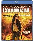 Colombiana (Bilingual) [Blu-ray]