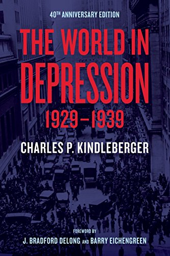 The World in Depression, 1929–1939