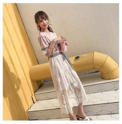 tudiant pices Deux Femmes MiGMV l't Pink Longueur Robe XL La de Moyenne Porter Costume de Jupe Robes 7w80Oq