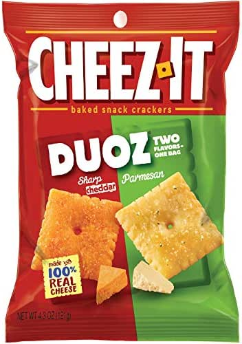 Crackers: Cheez-It Duoz